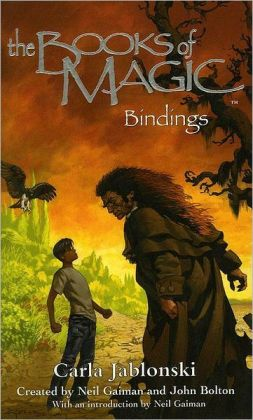 Bindings (Books of Magic Series #2)