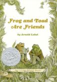 Book Cover Image. Title: Frog and Toad Are Friends:  I Can Read Level 2, Author: Arnold Lobel