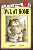 Book Cover Image. Title: Owl at Home (I Can Read Book Series:  Level 2), Author: Arnold Lobel