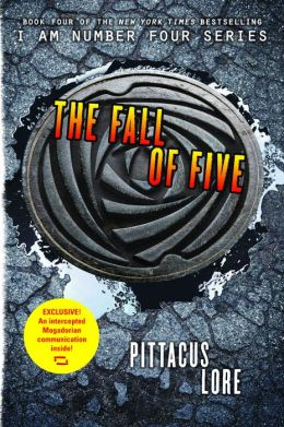 The Fall of Five (B&N Exclusive Edition)