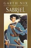 Book Cover Image. Title: Sabriel (Abhorsen Series #1), Author: Garth Nix