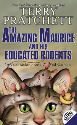 The Amazing Maurice and His Educated Rodents (Discworld Series #28)
