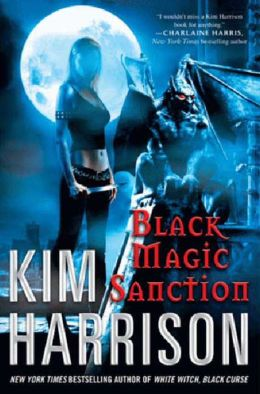 Black Magic Sanction (Hollows Series #8)