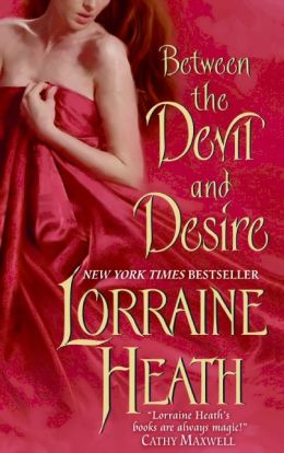Between the Devil and Desire (Scoundrels of St. James Series #2)