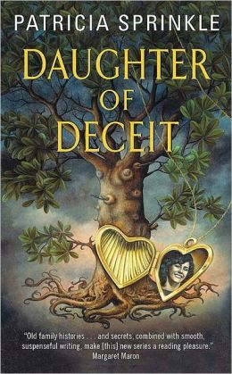 Daughter of Deceit (Family Tree Mystery Series #3)