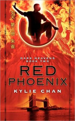 Red Phoenix (Dark Heavens Series #2)