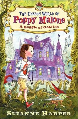 A Gaggle of Goblins (Unseen World of Poppy Malone Series #1)