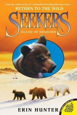 Island of Shadows (Seekers: Return to the Wild Series #1)