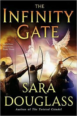 The Infinity Gate (Darkglass Mountain #3)