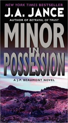 Minor in Possession (J. P. Beaumont Series #8)