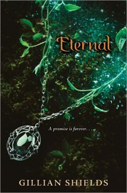 Eternal (Gillian Shields' Immortal Series #3)