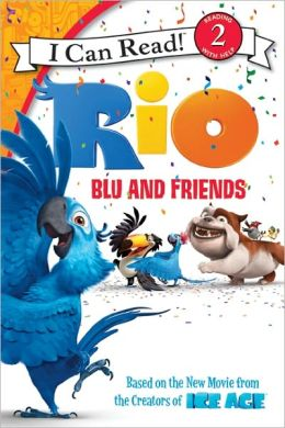 Rio: Blu and Friends