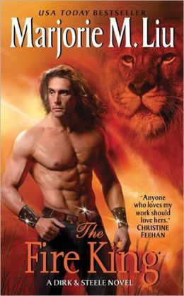 The Fire King (Dirk & Steele Series #9)