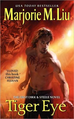 Tiger Eye (Dirk & Steele Series #1)