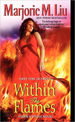 Within the Flames (Dirk & Steele Series #11)