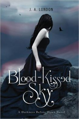 Blood-Kissed Sky (Darkness Before Dawn Series #2)