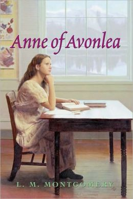Anne of Avonlea Book and Charm