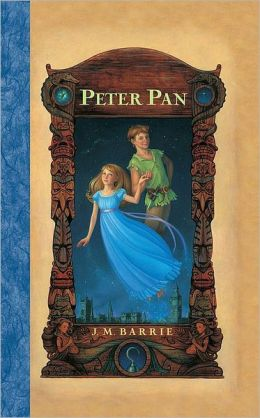 Peter Pan Book with Charm (Charming Classic Books Series)