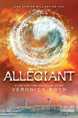 Allegiant (Divergent Series #3)