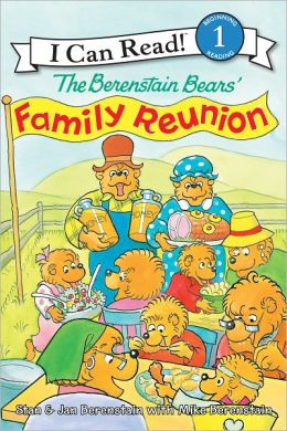 The Berenstain Bears' Family Reunion (I Can Read Book 1 Series)