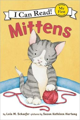 Mittens: My First I Can Read