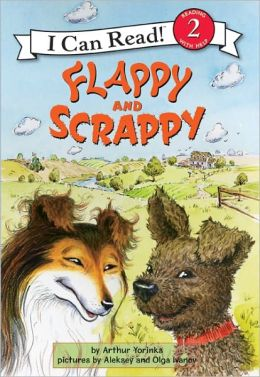 Flappy and Scrappy (I Can Read Book 2 Series)