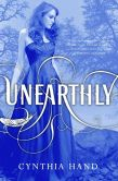 Book Cover Image. Title: Unearthly (Unearthly Series #1), Author: Cynthia Hand