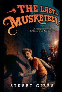 The Last Musketeer (The Last Musketeer Series #1)