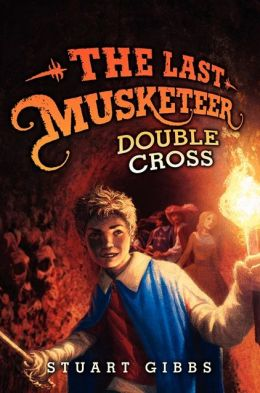 Double Cross (The Last Musketeer Series #3)