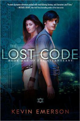 The Lost Code (Atlanteans Series #1)