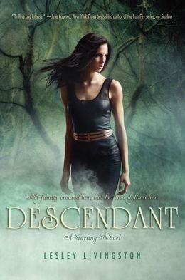 Descendant (Starling Saga Series #2)