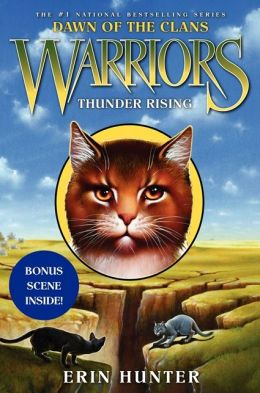 Thunder Rising (Warriors: Dawn of the Clans Series #2)