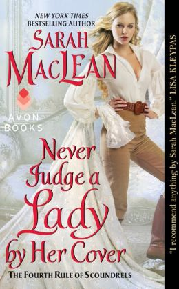 Never Judge a Lady by Her Cover (Rules of Scoundrels Series #4)