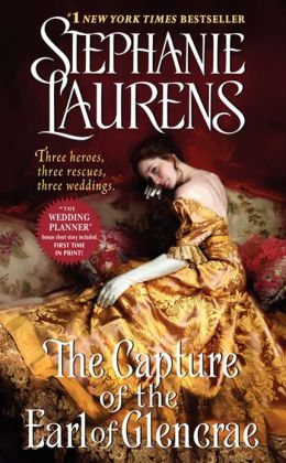 The Capture of the Earl of Glencrae (Cynster Series)