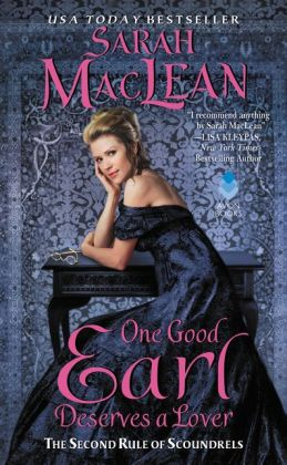 One Good Earl Deserves a Lover (Rules of Scoundrels Series #2)