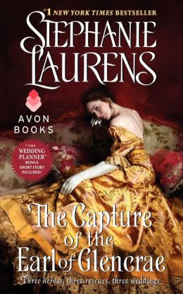 The Capture of the Earl of Glencrae (Cynster Sisters Trilogy #3)