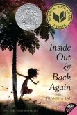 Book Cover Image. Title: Inside Out and Back Again, Author: Thanhha Lai