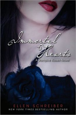 Immortal Hearts (Vampire Kisses Series #9)