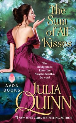The Sum of All Kisses (Smythe-Smith Quartet Series #3)