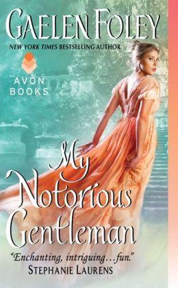 My Notorious Gentleman (Inferno Club Series #6)
