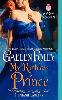 My Ruthless Prince (Inferno Club Series #4)