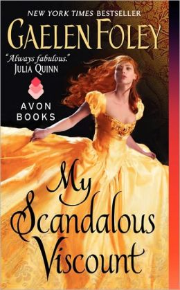 My Scandalous Viscount (Inferno Club Series #5)