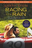 Book Cover Image. Title: Racing in the Rain:  My Life as a Dog, Author: Garth Stein