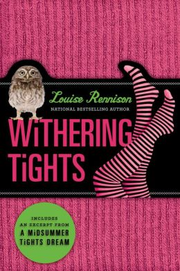 Withering Tights (The Misadventures of Tallulah Casey Series #1)