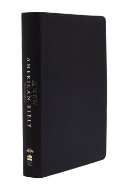 New American Bible (Imitation Black Leather)