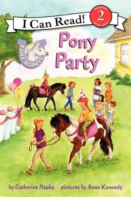 Pony Scouts: Pony Party
