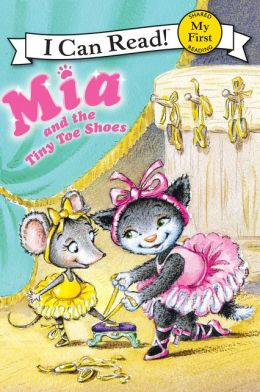 Mia and the Tiny Toe Shoes