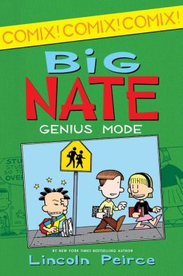 Big Nate: Genius Mode (PagePerfect NOOK Book)