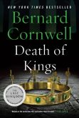 Book Cover Image. Title: Death of Kings (Saxon Tales #6), Author: Bernard Cornwell