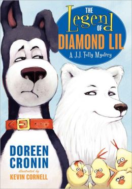 The Legend of Diamond Lil (J.J. Tully Series)